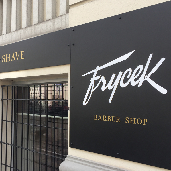 Frycek Barber Shop Poznań