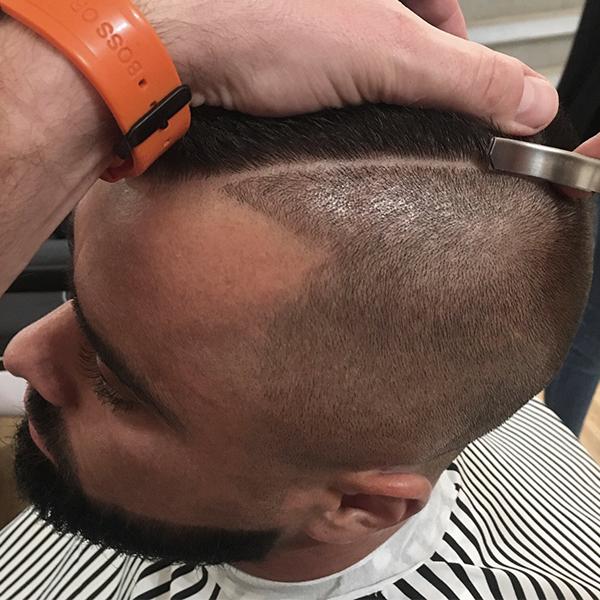 Frycek Barber Shop Poznań
